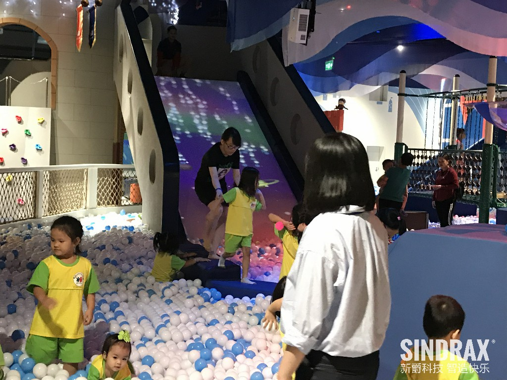 Vietnam indoor playground