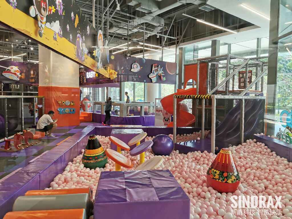 Kiztopia Marina Square Indoor Playground
